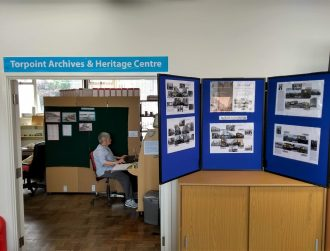 Entrance to our new Heritage Centre