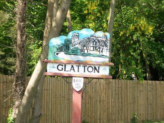 Glatton Village Sign
