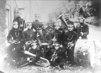 Aldbourne Band 1885