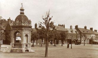 Swaffham Bagge Memorial c1940