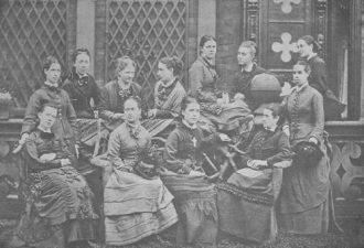 Teachers in the 1880s