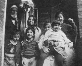 Spitalfields Family