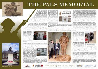 Chorley Pals Memorial