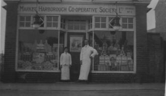 The Co-op store, 1910