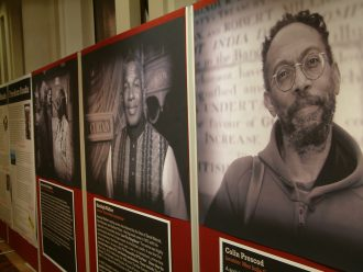 Newly created archive of contemporary portraits presented as the exhibition Freedom Roads