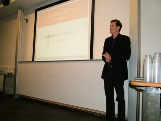 Issues and Trends in 2011: Jack Latimer, Creative Director, CommunitySites