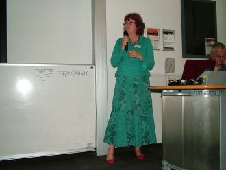 Daphne Knott, Herts Memories