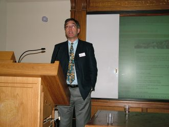 Tim Padfield talked on copyright law and its impact upon community archives