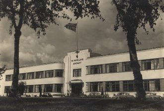 De Havilland building