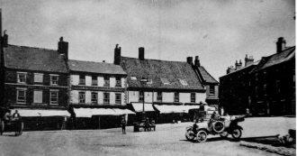 Caistor Community History