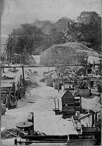 Glebe Mine, Barlborough