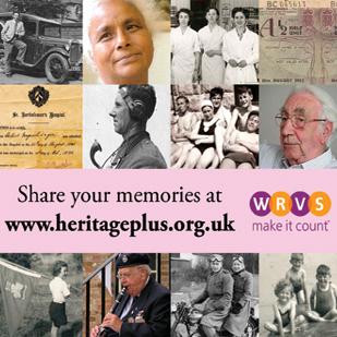 WRVS Heritage Plus