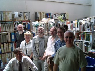 Volunteer archivists working with the now defunct Hull Local History Unit. They have since founded the Hull & District Local History Research Group. A history of the Unit was published in Local History Magazine No.109 (July/Aug 2006).