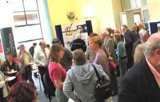 Attendees at the Brookwood Seminar, Apr 2007