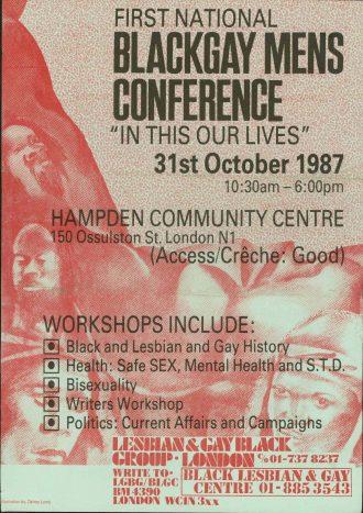 London LGBT Archive: rukus!