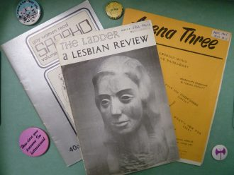 Items from the Lesbian Archive