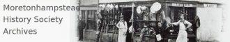 Moretonhampstead History Society