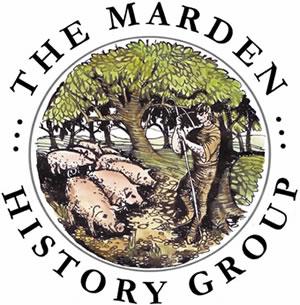 Marden History group logo