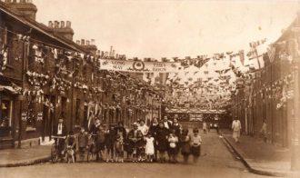 North Woolwich street scene