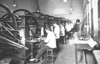 Royal Mint Press Room