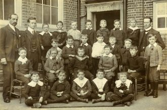London Day Training College Demonstration School, c1912