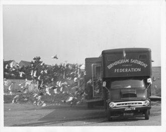 Birmingham Pigeon Archive