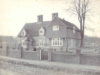 The Gables, High Street, Meldreth ~1910