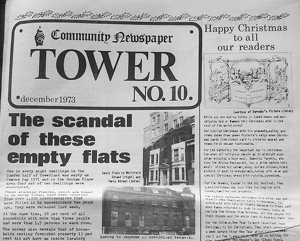 Tower Community Newspaper.