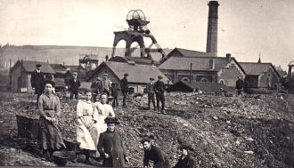 Wimblebury Colliery