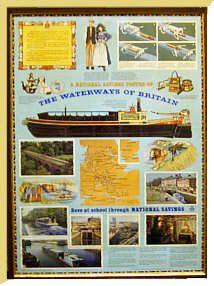 Savings Poster, printed by HMSO 1973