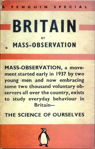 Britain by Mass-Observation