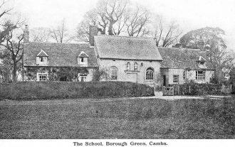 Burrough Green School