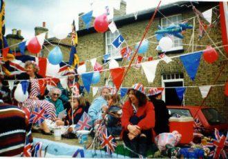 Stretham Feast. c.1982