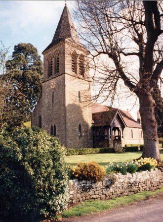 St Margaret's church, Fernhurst