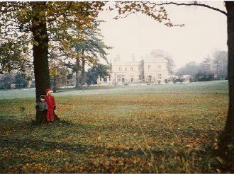 Cherry Hinton Hall in 1971