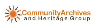 Community Archives and Heritage Group (CAHG)
