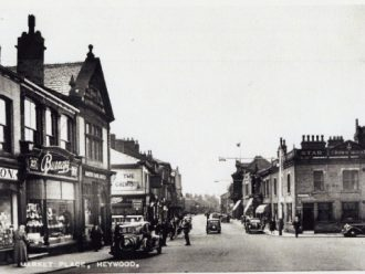 The Market Place, Heywood