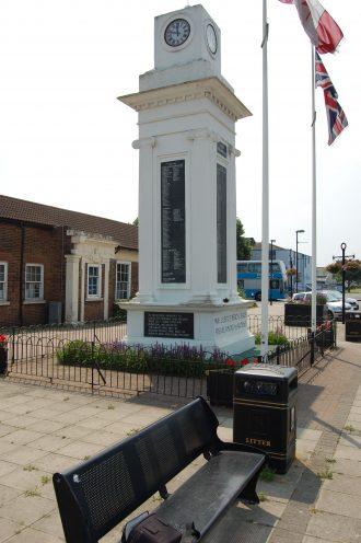 The Tilbury Peace Clock