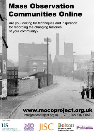 Launch of new community archives project!