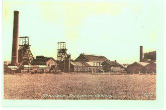 Snowdon Colliery, circa 1940