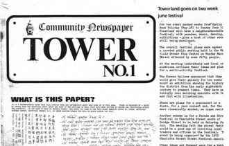 Tower was first published in March 1973.