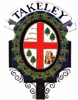 Takeley Village Sign