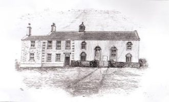 Moravian Church, Lower Wyke, 1800