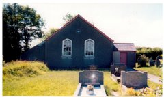 Zoar Chapel Llanteg - now closed and converted into a Chapel of Rest