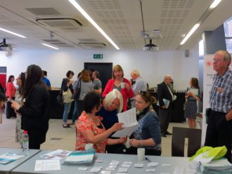 Delegates at the 2014 CAHG conference | Judith Harvey