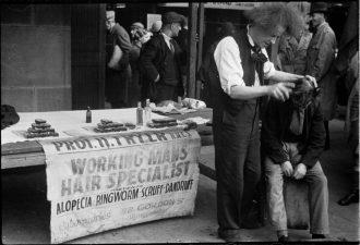 Bolton Worktown Collection | Humphrey Spender (copyright Bolton Council)