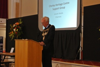 Mayor of Chorley Regional North West Conference 2014 | Alan Greenhalgh