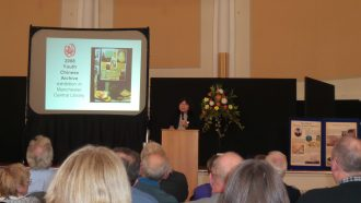 Jenny Wong Chorley Regional North West Conference 2014 | Julie Creer
