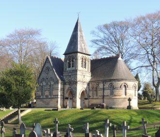 Friends of the Gainsborough Cemeteries and Chapel