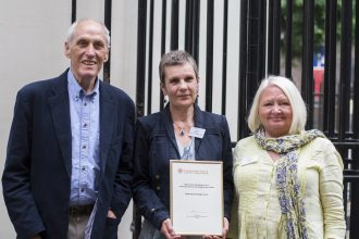 Ryde Social Heritage Group award winners  | Lauren Golding